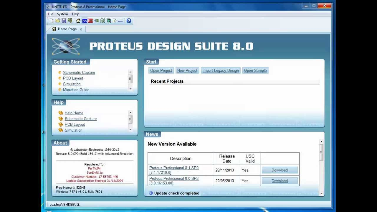 Resultado de imagen para Proteus 8 Professional