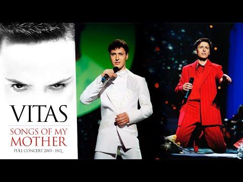 "VITAS - Full Concert: ""Песни моей мамы"" - Live at Concert Hall ""Russia"" (Moscow, 2003)"