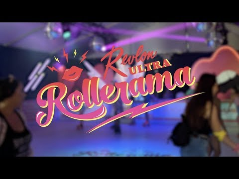 ULTRA ROLLERAMA AT LOLLAPALOOZA | Revlon