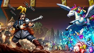 Toy Soldiers War Chest - BRINQUEDOS NA GUERRA AO ESTILO TOY STORY! Gameplay Xbox One