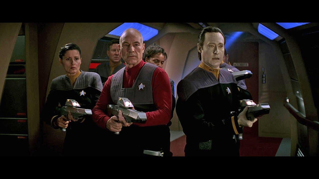 Download Trailer Star Trek: Primer Contacto 1996 Español HD Remasterizado