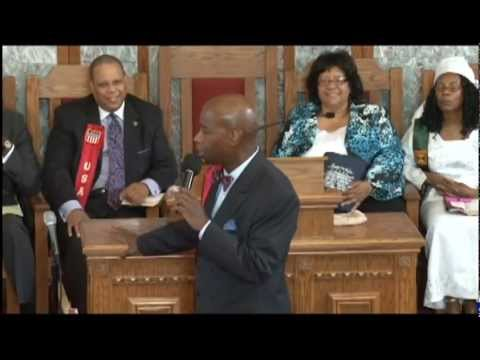 Barry C Black Sermon- Sealed With A Kiss (Judas Betrays Jesus)