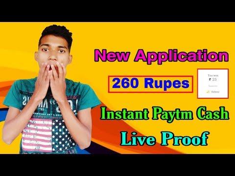 Moha Loot Application Earn 260 Rupes Per Account !! Per Refer 25 Rs !! Live Proof