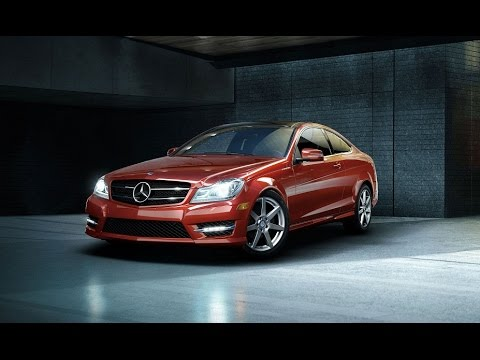 2015 mercedes benz c250 coupe youtube. Black Bedroom Furniture Sets. Home Design Ideas
