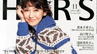 賀来千香子さんの髪型2014!素敵すぎます。。