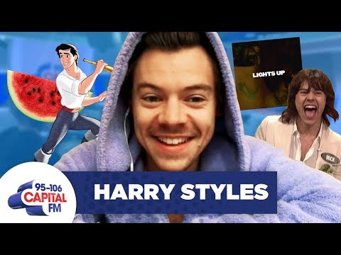Harry Styles Talks 2020 Tour, The Little Mermaid And Watermelon Sugar 🍉 | FULL INTERVIEW | Capital