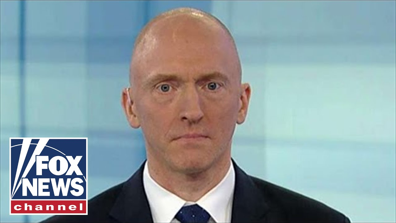 Carter Page Reacts To New Strzok Page Texts