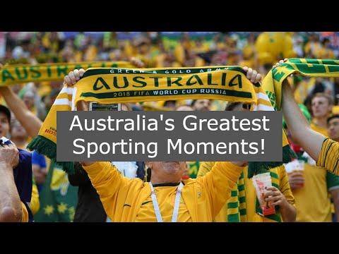 AUSTRALIA'S GREATEST SPORTING MOMENTS!