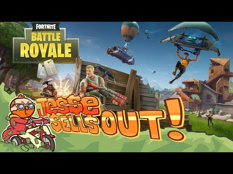 Fortnite Battle Royale - Cox Tsu's Art of War