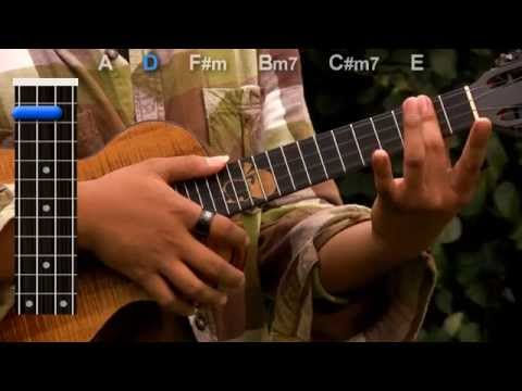 Uke Lesson 44 Every Teardrop Is A Waterfall Coldplay Youtube