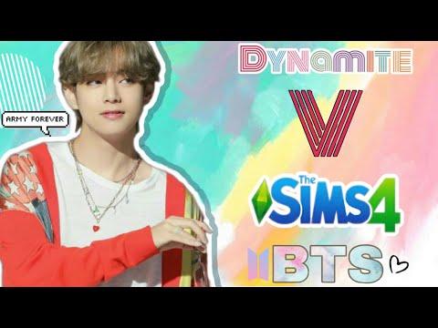 """🧚🏻♀️ Create a Sim 👤""    The Sims 4 Indonesia    V BTS"