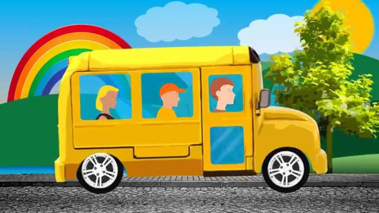De Wielen Van De Bus Kleuters Peuters Nederlandstalig