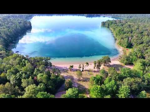clear lake michigan map Clear Lake Montmorency County Michigan Youtube clear lake michigan map