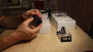 видео Новая экшн камера sj6 от китайской компании sjcam