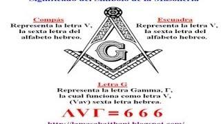 Masoner a y el 666 s mbolos masones