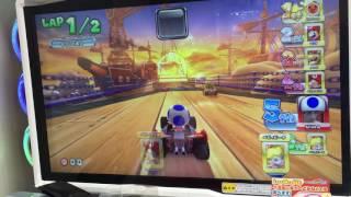 Mario Kart Arcade GP DX (Japan) Bowser Jr. Cup 100cc マリオカート アーケードグランプリDX クッパJr.カップ