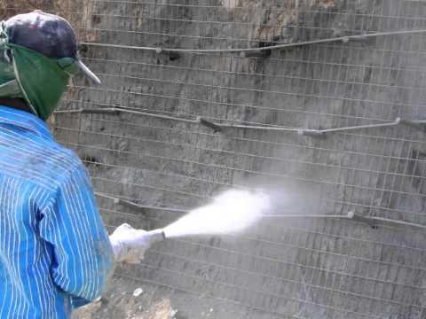PJ Construction- Soil nailing, Guniting work, Earthwork and De-watering