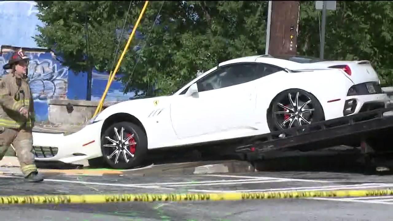 Young mother killed in Atlanta fatal Ferrari crash