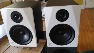"Unboxing Rockville APM5 5.25"" Studio Monitors"
