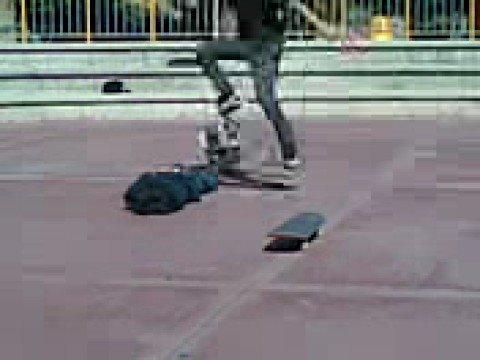 skate a montorio ( gianluca )