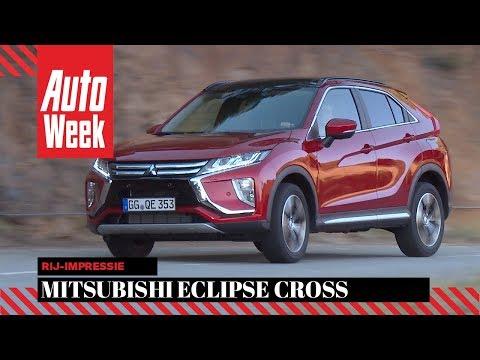 Mitsubishi Eclipse Cross - AutoWeek review