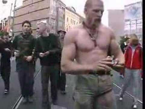Techno Viking sandstorm