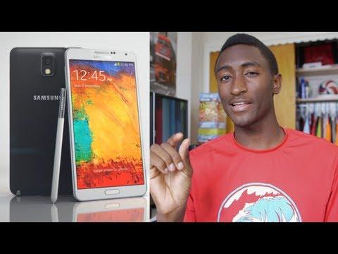 Samsung Galaxy Note 3 Impressions!