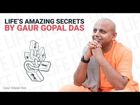LIFE'S AMAZING SECRETS by Gaur Gopal Das | Pre-Order NOW