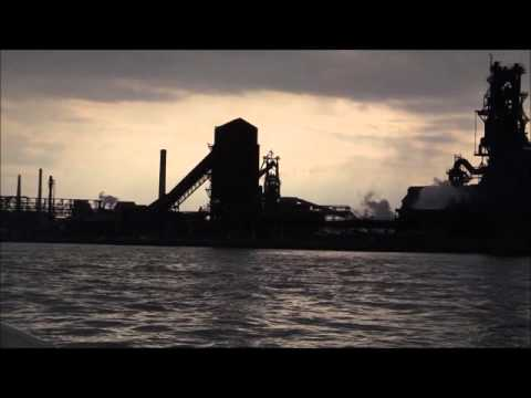USS, Great Lakes Steel, Zug Island & The Rouge River Areas