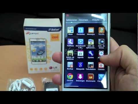 LG Optimus L9 - Telcel - Guerrero Móvil