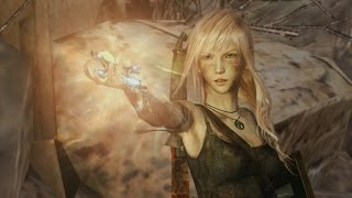 Lightning Returns: Final Fantasy 13 - Review / Test - PS3 Gameplay