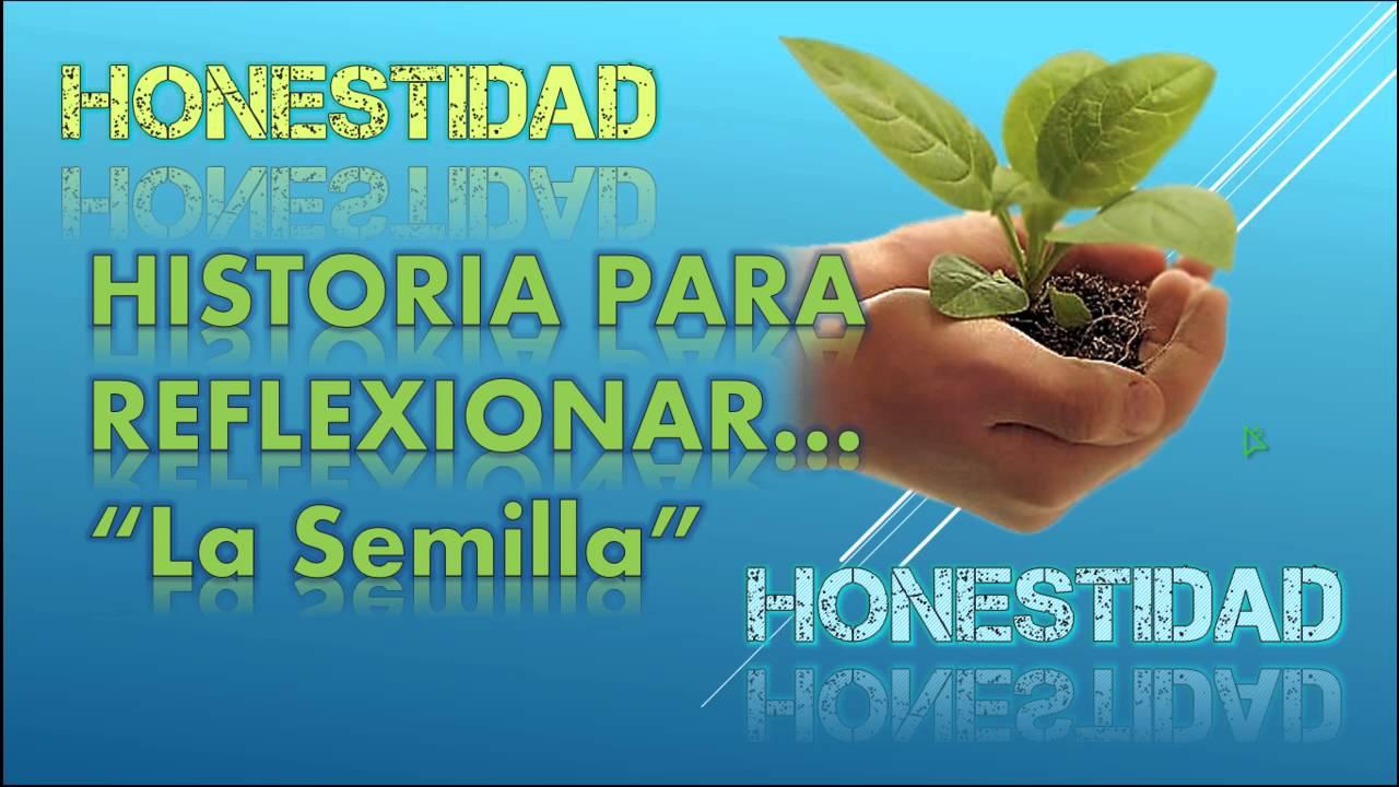 La Honestidad - Historia para Reflexionar! - YouTube