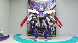 [The.Plaything玩物分享] Takara Tomy 新幹線變形 DXS-04 E3 翼號