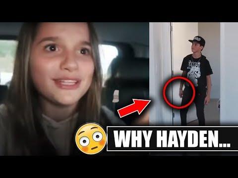 ANNIE SLAPS HAYDEN AFTER WHAT HE DID TO HER!!! *Shocking*