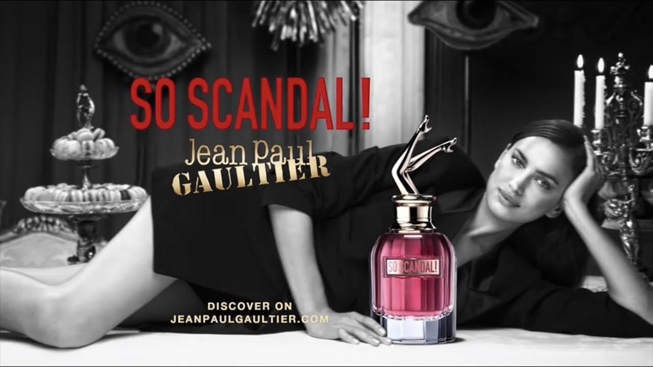 So Scandal! - Starring Irina Shayk   Jean Paul Gaultier