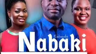 Katonda Nabaki (Official Audio) by Apostle Jonathan Babara | Aima Becky ft Pr Justine Nabossa