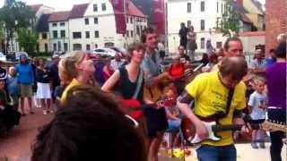 OMP @BoulevART 2012 in Wismar