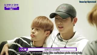 Video INDO SUB Wanna One 'Beautiful' Recording Behind The Scene PART 1 download MP3, 3GP, MP4, WEBM, AVI, FLV November 2018