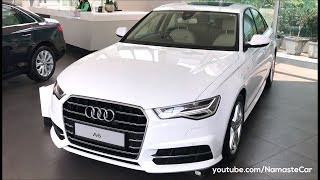 Audi A6 Matrix 35 TDI 2017 | Real-life review