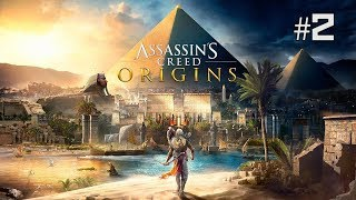 Twitch Livestream | Assassin's Creed Origins Part 2 [Xbox One] thumbnail