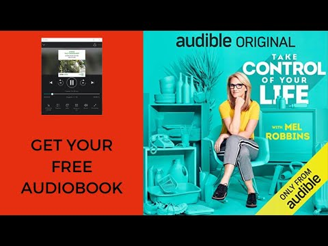 Take Control Of Your Life:  How To Silence Fear And Win The Mental Game By Mel Robbins (Audiobook)