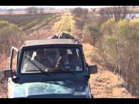 Duck Hunting the Mississippi Delta