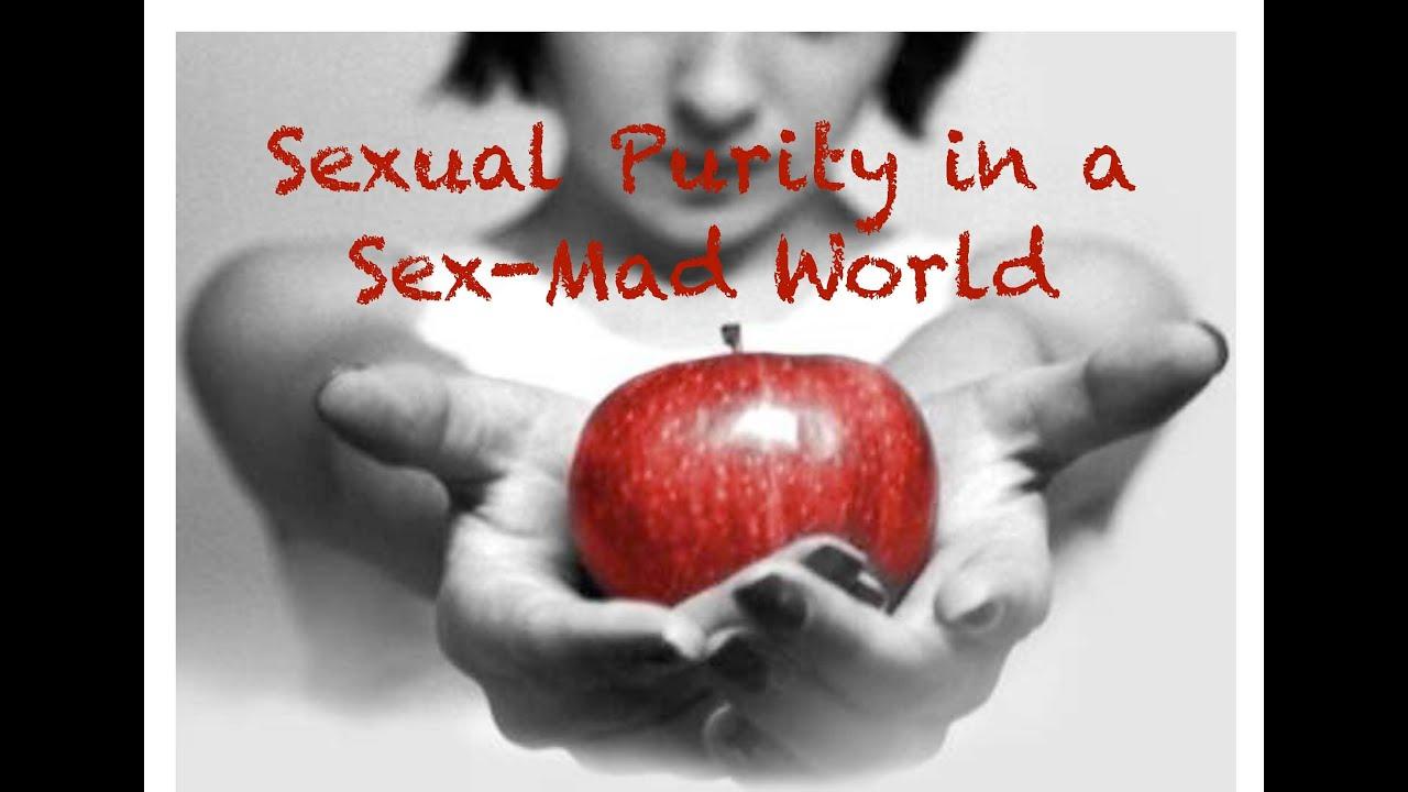 Сексуальную чистоту