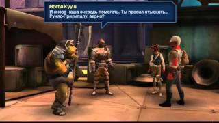 Обзор и прохождение Star Wars: Uprising (Звёздные войны: Восстание) Видео №8