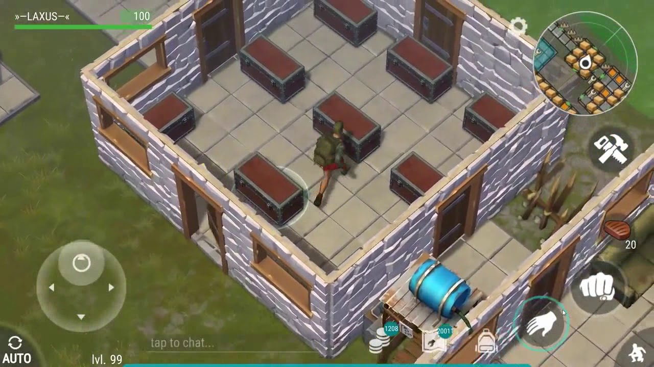 Last day on earth survival hack mod download link 1 6 2 for Best house design last day on earth