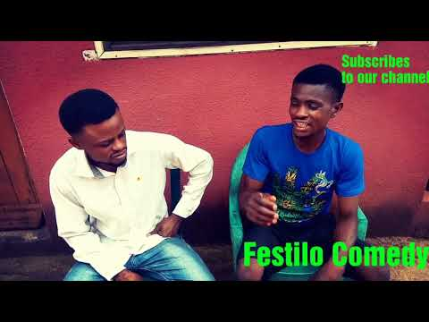Video: Festilo Comedy - Hair Dressing Movie / Tv Series