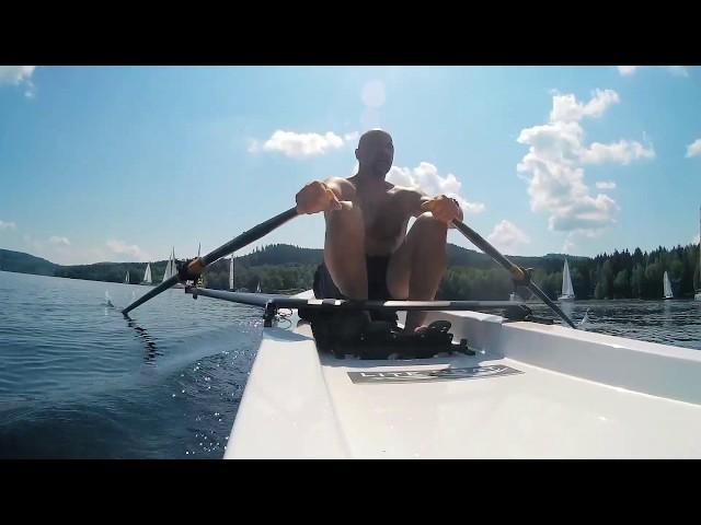 1min onboard with Vaclav Chalupá