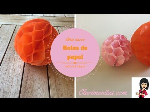 Full download manualidades bolas pompones de nido de - Como hacer bolas para decorar ...