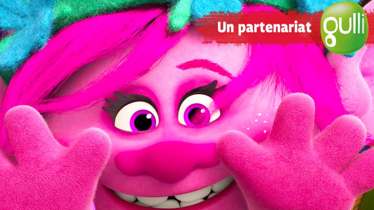 Trolls Extrait Du Film T Es Obligée De Chanter Partenariat Gulli