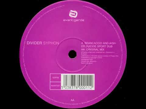 Divider - Syphon (Brancaccio & Aisher Suicide Sport Dub)